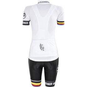 Bioracer Van Vlaanderen Pro Race Set Mujer, white